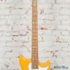 Reverend Mike Watt Wattplower Electric Bass Satin Yellow