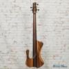 MG Bass MG-Fretless 5 String Electric Bass w/OHSC