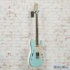 Fender Two-Tone Telecaster Thinline Daphne Blue Ebony Fretboard