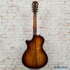 Taylor Limited Edition 512ce 12-Fret LTD Acoustic Electric Guitar Shaded Edgeburst x9059