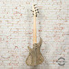 MG Bass Viking Dyed Standard 5-String Bass Gray w/Bag