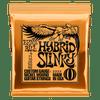 Ernie Ball 2222 Hybrid Slinky Nickel Wound Electric Guitar Strings - .009-.046