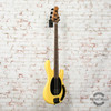 Ernie Ball Music Man StingRay Special Bass Guitar - HD Yellow with Rosewood Fingerboard x1124