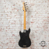 Fender JMJ Road Worn Mustang Bass Black x4780