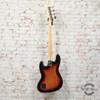 Fender Deluxe Active Jazz Bass® Electric Bass, Maple Fingerboard, 3 Color Sunburst x5012
