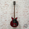 Gibson Les Paul Junior Tribute DC Bass Worn Cherry x0091