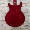 Gibson Les Paul Junior Tribute DC Bass Worn Cherry x0012