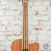 Gold Tone M-Bass FL 23-Inch Scale Fretless Acoustic-Electric MicroBass Natural x0002