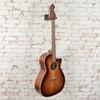 Fender Newporter Classic with Gig Bag, Pau Ferro Fingerboard, Aged Cognac Burst x3468
