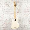 Fender American Professional II Jazz Bass®, Maple Fingerboard, Olympic White x7826
