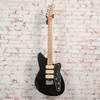Reverend Jetstream 390 Electric Guitar Midnight Black x5792