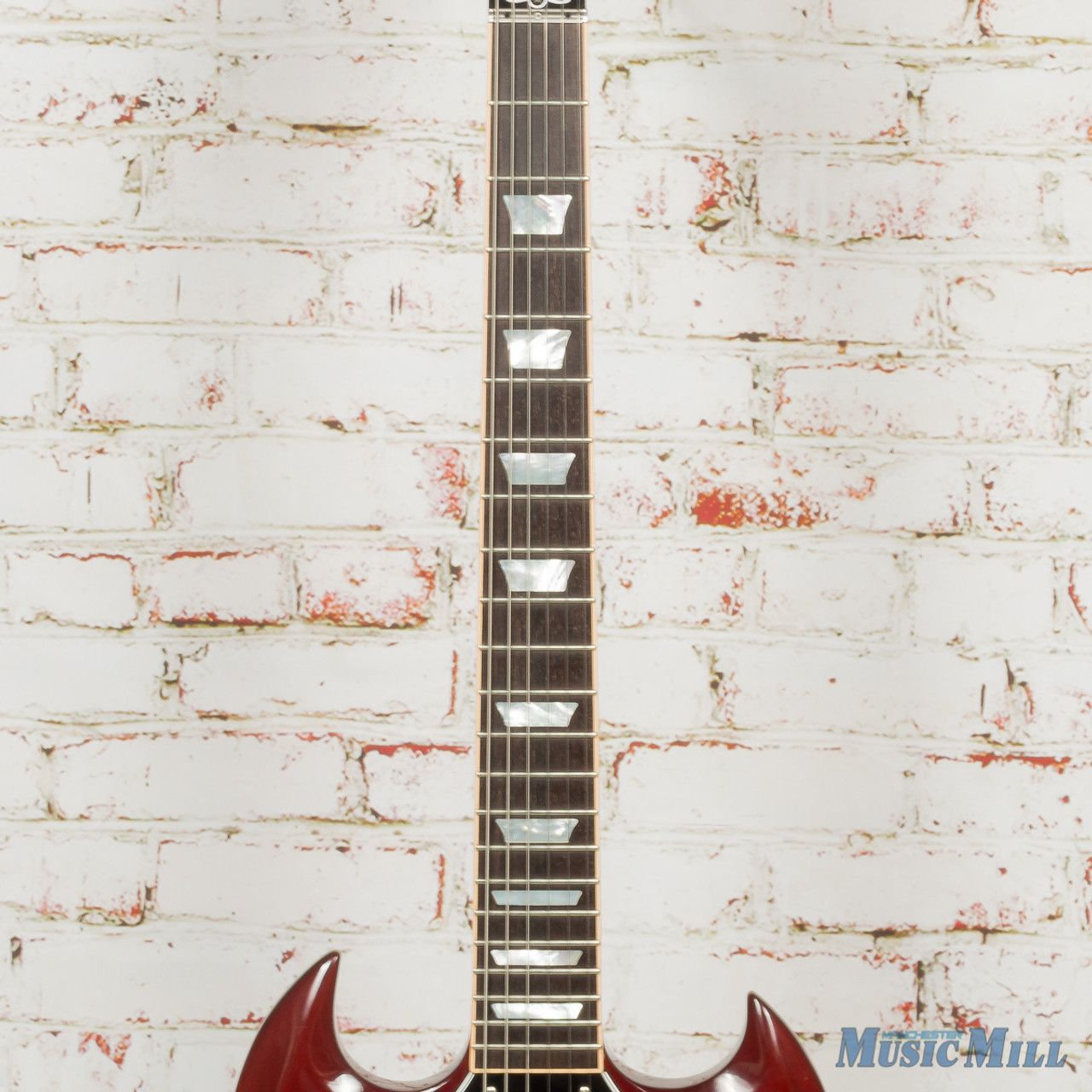 2016 Gibson SG Standard HP Heritage Cherry w/OHSC