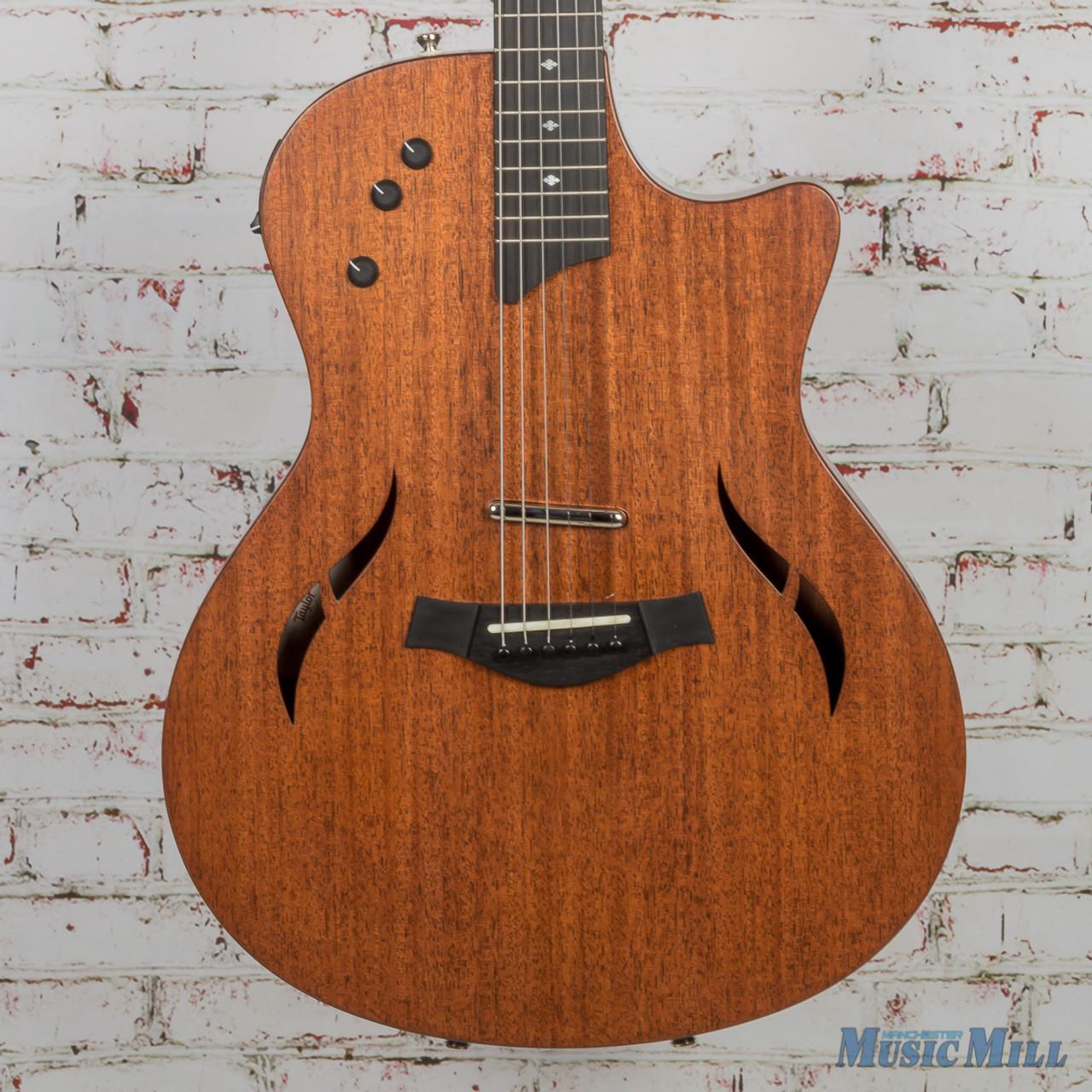 taylor t5 classic acoustic electric hybrid guitar mahogany. Black Bedroom Furniture Sets. Home Design Ideas