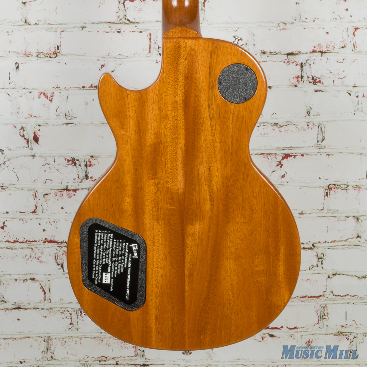 2018 Gibson Les Paul Standard Mojave Burst w/OHSC MINT 1644 (USED)