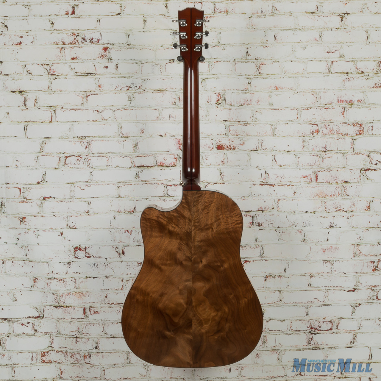 2019 Gibson J-45 Walnut Avant Garde Acoustic-Electric - Manchester