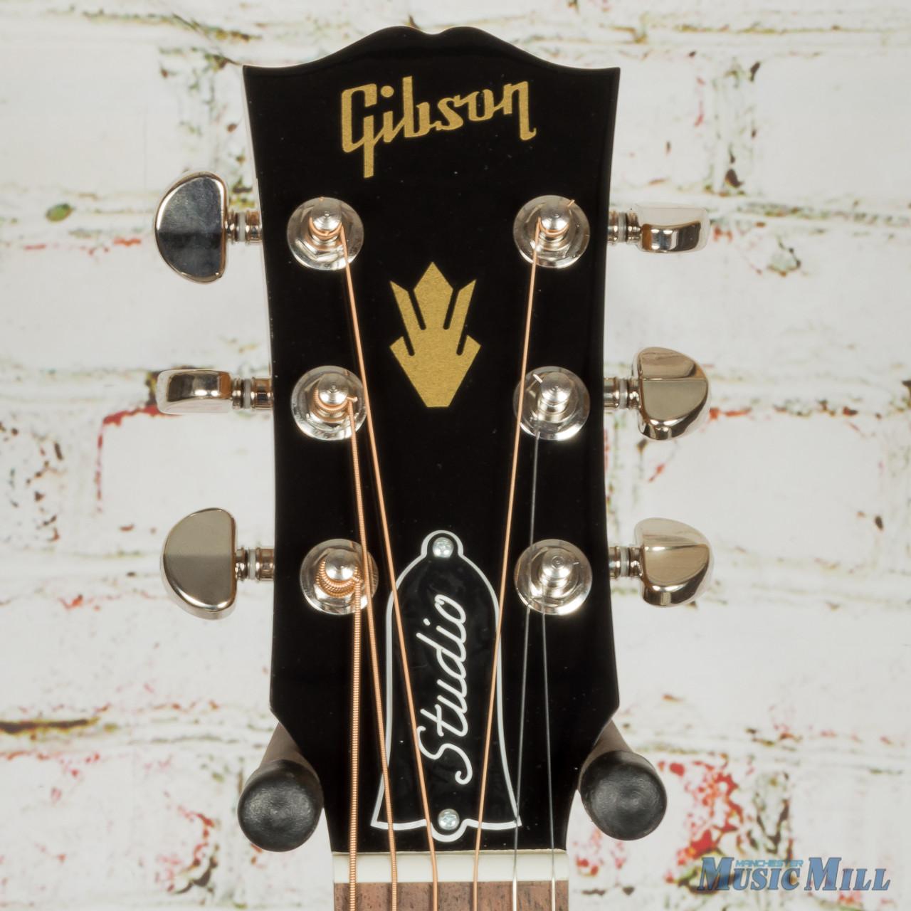 2019 Gibson Acoustic Hummingbird Studio - Antique Natural