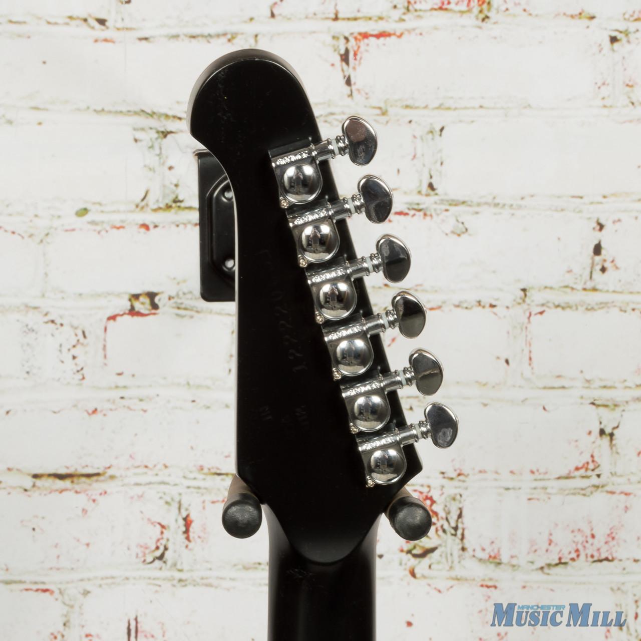 2012 Gibson Firebird Studio Reverse '70s Tribute Satin Ebony LH w/Bag