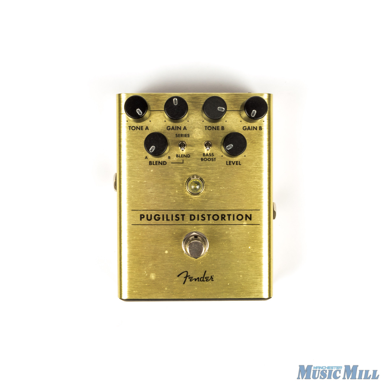 Fender Pugilist Distortion (USED)