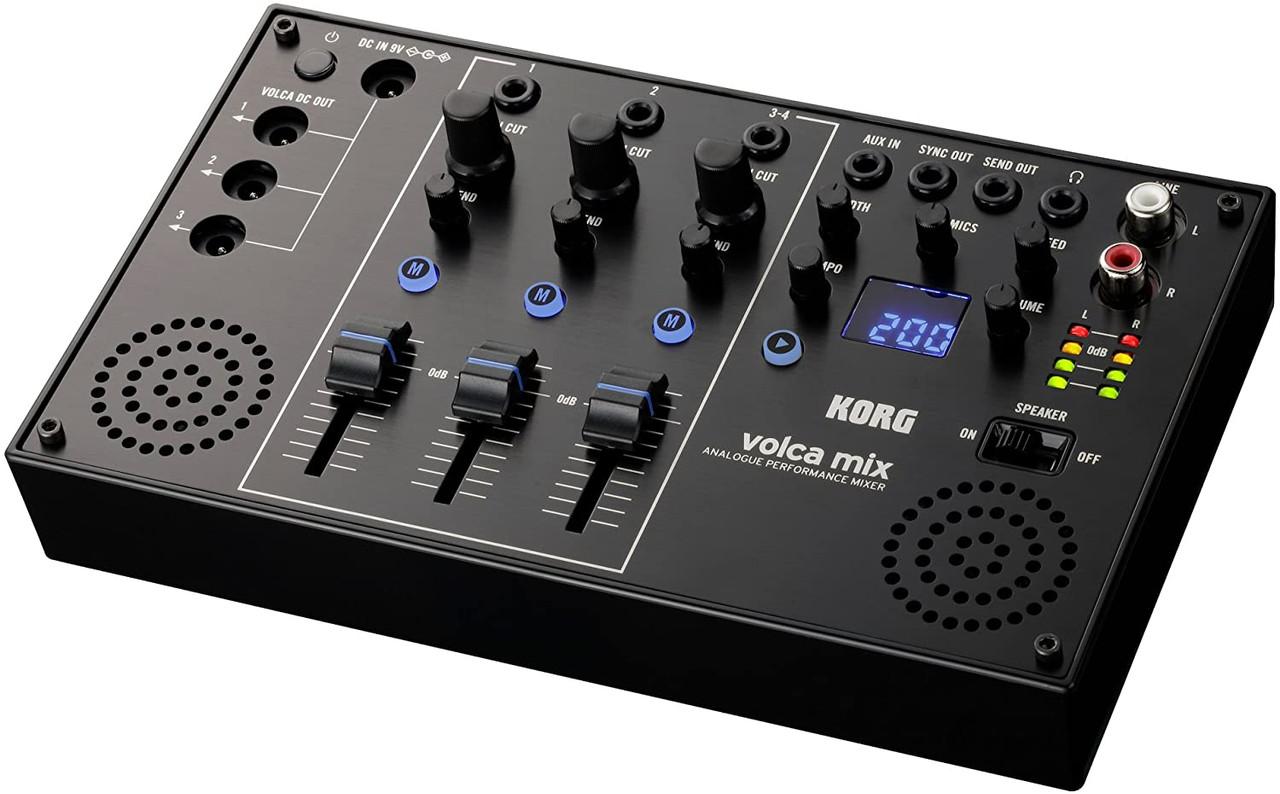 Korg Volca Mix Analog Mixer (VOLCAMIX)