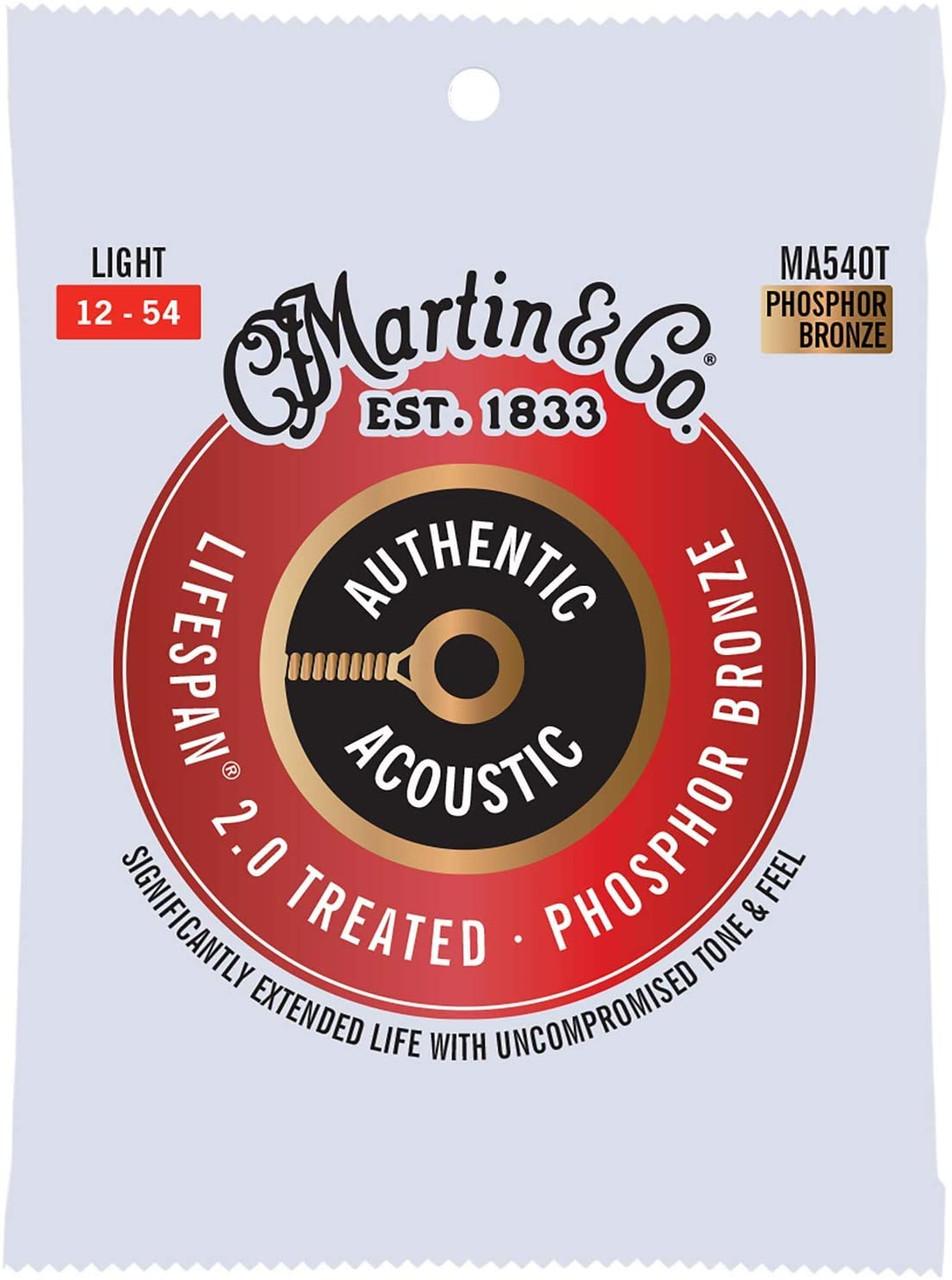 Martin Strings Acoustic Guitar Strings 41Y18MA140S