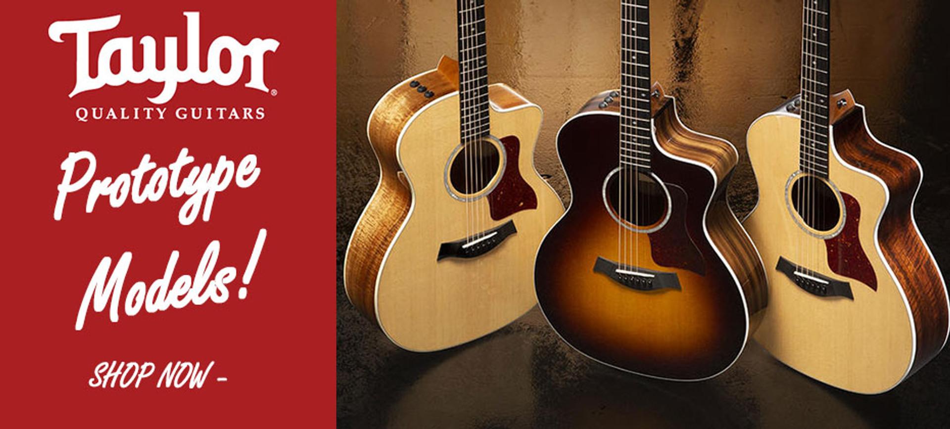 Taylor Acoustic Guitar Dealer