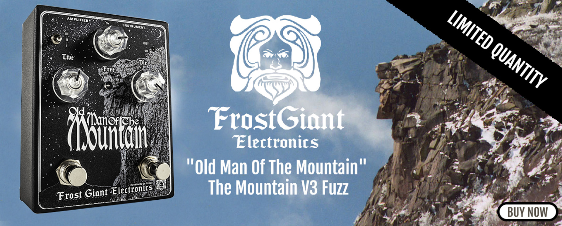 FROST GIANT MOUNTAIN PEDAL