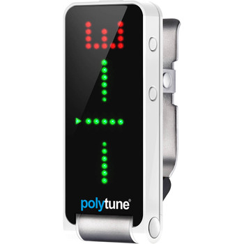 TC Electronic Polyphonic Clip-On Tuner