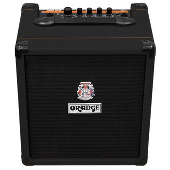 Orange Amplifiers Crush Bass 25 25W Bass Combo Amplifier Black