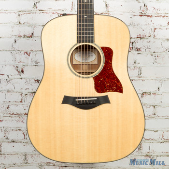 2016 Taylor 510e Acoustic Guitar Dreadnough (USED) (510e-u)