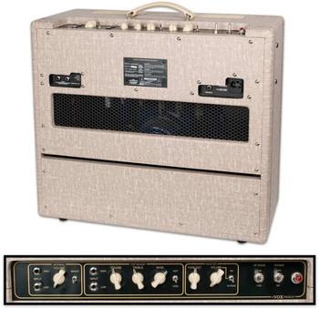 """Vox OPEN BOX AC15HW1X 15-watt 1x12"""" Handwired Tube Combo NAMM2020"""