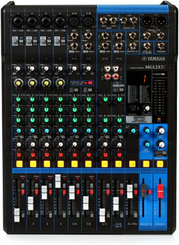 Yamaha MG12XU Mixer with USB and Effects