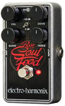 Electro-Harmonix Bass Soul Food Overdrive Pedal