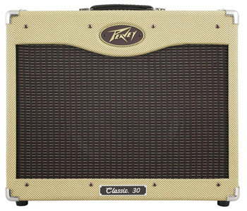 Peavey Classic 30 1X12 30W Tweed Tube Guitar Combo Amp (USED)