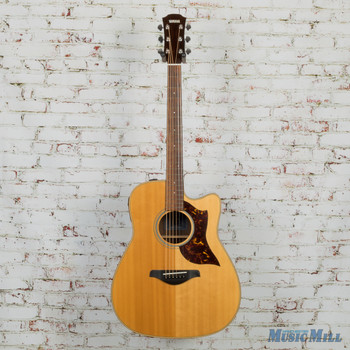 Yamaha A1R Acoustic Electric Guitar w/HSC (USED) (A1RU )