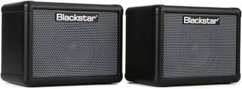 "Blackstar Fly 3 Bass Pack - 3W 1x3"" Bass Combo Amp w/Cabinet and Power"