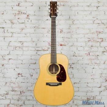 2018 Martin HD-28V Dreadnought Acoustic Guitar Natural