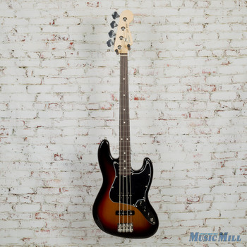 New Fender American Performer Jazz Bass RW 3TSB 2854