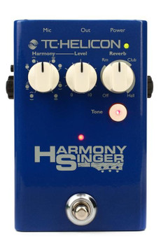 TC-Helicon Harmony Singer 2 Singer Effects Pedal