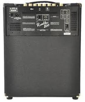 Fender Rumble 200 1x15 200W Bass Combo Amp