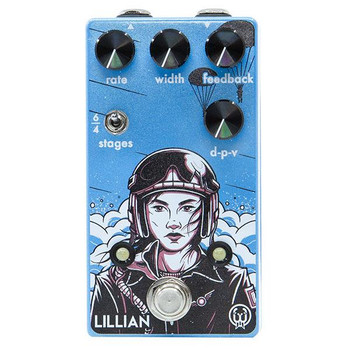 Walrus Audio Lillian Analog Phaser Pedal