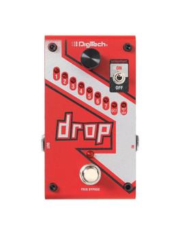 DigiTech Drop Polyphonic Drop Tune Pitch-Shift Pedal