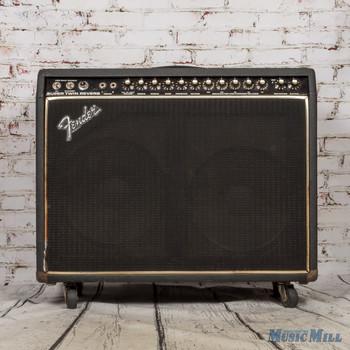 1970's Vintage Fender Super Twin Reverb Black (USED)