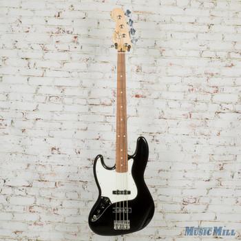 2017 Fender Standard LH Jazz Bass Black (DEMO) mx17909404