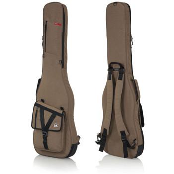 Gator Transit Series Bass Guitar Bag - Tan
