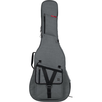 Gator Transit Series Acoustic Guitar Bag-GT-ACOUSTIC-GRY