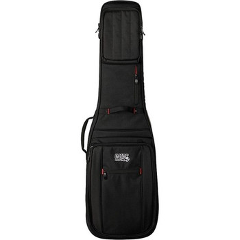 Gator G-PG ELEC 2X ProGo Ultimate Gig Bag for 2 Electric Guitars