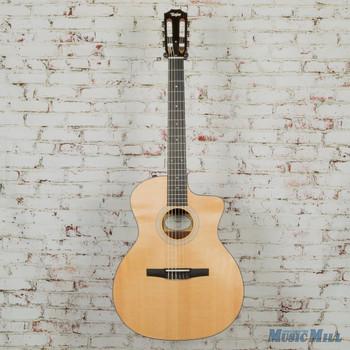 Taylor 114ce-N Nylon String Limited Edition Ovangkol Natural