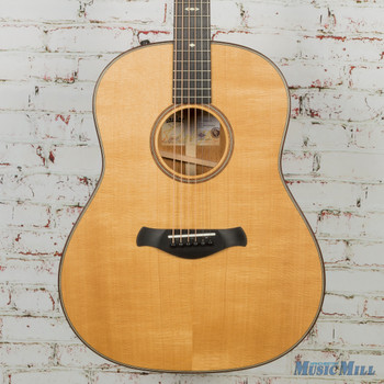 Taylor 517e Grand Pacific Builder's Edition with V-Class Bracing - Natural x9199 (USED)