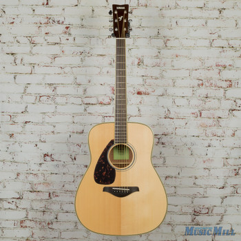 Yamaha FG820 Dreadnought, Left-handed - Natural Guitar