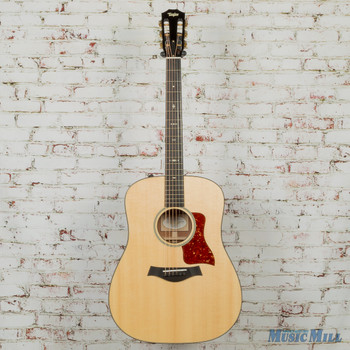 2017 Taylor 510e Acoustic Electric Guitar Dreadnought 7060 (USED)
